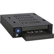 "ICY DOCK MB522SP-B FlexiDOCK Black Drive Enclosure for 3.5"" SAS/SATA"