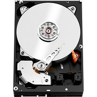 "WD WD101KFBXSP Red Pro 8 TB Hard Drive - 3.5"" Internal - SATA (SATA/600)"