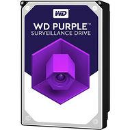 """WD WD81PURZ Purple 8 TB SATA 3.5"""" 5400 RPM 256 MB Cache Hard Drive"""