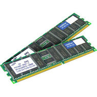 AddOn AM1333D3DRLPR/8G x1 JEDEC 8GB DDR3-1333MHz Registered ECC Dual Rank 1.35V 240-pin CL9 RDIMM
