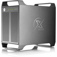 AKiTiO T3QX-T3DIAY-AKTU Thunder3 Quad X Desktop Drive Enclosure