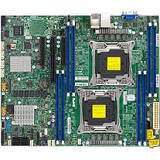 Supermicro MBD-X10DRL-C-B Server Motherboard - Intel Chipset - Socket LGA 2011-v3 - 1 x Bulk Pack