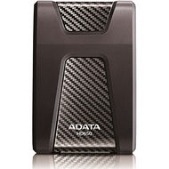 ADATA AHD650-4TU31-CBK DashDrive Durable HD650 4 TB Hard Drive - External - Portable