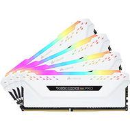 Corsair CMW32GX4M4C3600C18W Vengeance RGB Pro 32GB (4 x 8GB) DDR4 SDRAM - 3600 MHz - Unbuffered