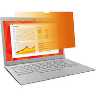 3M GF140W9E 3M GOLD TOUCH PRIVACY FILTER FOR 14.0 FULL SCREEN LAPTOP (16:9 ASPECT RATIO)