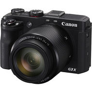 Canon 0106C001 PowerShot G3 X Digital Camera