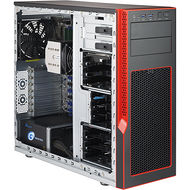 Supermicro SYS-5038AD-I Mid-Tower Workstation