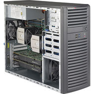 Supermicro SYS-7038A-I Mid-Tower Workstation