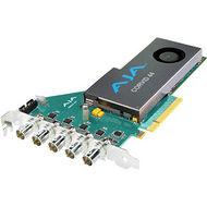 AJA CORVID 44 BNC 8-Lane PCIe 2.0, 4x SDI on Full Size BNC, Independently Configurable
