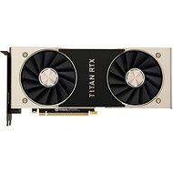 NVIDIA 900-1G150-2500-000 Titan RTX 24 GDDR6 Graphics Card