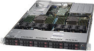 Supermicro SYS-1029UX-LL2-S16 1U Server - 2 x Intel Xeon Gold 6146 12C 3.20 GHz - 192 GB DDR4 SDRAM