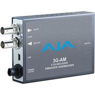 AJA 3G-AM-XLR 3G-SDI 8-Ch AES Embedder/Disembedder, bal. XLR, USB Mini-Config