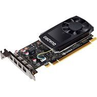 PNY VCQP1000-PB NVIDIA Quadro P1000 4 GB GDDR5 Graphic Card - Single Slot