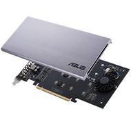 ASUS HYPER M.2 X16 CARD V2 M.2 x16 PCIe 3.0 x4 Expansion Card for NVMe RAID Support