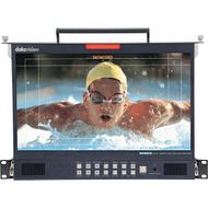 "Datavideo TLM-170LM 17.3"" 3G-SDI FULL HD LCD Monitor - 1U Rackmount Tray Unit"