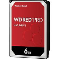 "WD WD60EFAX Red 6 TB Hard Drive - SATA (SATA/600) - 3.5"" Drive - Internal"