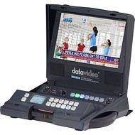 Datavideo HRS-30 Hand Carried HD/SD-SDI Recorder and Monitor in One