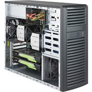 Supermicro SYS-7039A-I Mid-Tower Workstation
