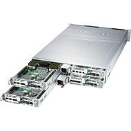Supermicro SYS-2029BT-HTR 2U 4x Node Server