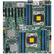 Supermicro MBD-X10DRH-CT-B E-ATX - INTEL XEON PROCESSOR E5-2600 V3 FAMILY (UP TO 145W) - INTEL C612