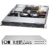 Supermicro SYS-6017B-NTF SuperServer 1U Rack Barebone - Intel C602 Chipset - 2X Socket B2 LGA-1356