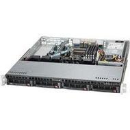 Supermicro SYS-5018A-MHN4 1U Rack Server - Intel Atom C2758 - Serial ATA/300, Serial ATA/600