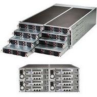 Supermicro SYS-F618R2-RC0+ SuperServer 4U Rackmount Barebone - C612 Chipset - LGA 2011-v3