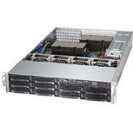 Supermicro SYS-6027AX-72RF-HFT3 2U Rack Barebone - Intel C602 Chipset - 2X Socket R LGA 2011
