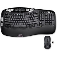 Logitech 920-002555 MK550 Wireless Wave Keyboard & Mouse Combo
