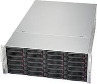 Supermicro CSE-846BE2C-R1K03JBOD SuperChassis Drive Enclosure - 4U Rack-mountable
