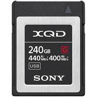 Sony QD-G240F 240 GB G Series XQD Memory Card
