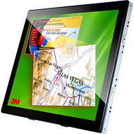 "3M 98-0003-4097-0 C1910PS 19"" CCFL LCD Touchscreen Monitor - 5:4 - 5 ms"