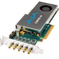 AJA CORVID 44-S Low-Profile 8-Lane PCIe, 4x SDI Independently Configurable