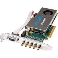 AJA CORVID 44-T-NC1 Standard-Profile 8-lane PCIe, 4x SDI Independently Configurable