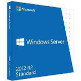 Microsoft P73-06229 Windows Server 2012 R.2 Standard 64-bit - License and Media - 4 Processor - OEM