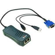 Lantronix SLS200USB0-01 1PORT SPIDER REMOTE KVM-OVER-IP