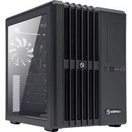 SabreCORE CWS-1709607-AMBR Mid-Tower Workstation - AMBER Solution