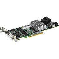 Supermicro AOC-S3108L-H8IR SUPERMICRO LOW PROFILE 12GB/S EIGHT-PORT SAS INTERNAL RAID ADAPTER