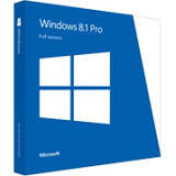 Microsoft FQC-06950 Windows 8.1 Pro 64-bit - License and Media - OEM, Volume