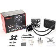Enermax ELC-LMT120-HF LIQMAX III Liquid CPU Cooler - 4 Pin PWM - Intel/AMD