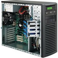Supermicro CSE-732D3-903B SuperChassis 732D3-903B (Black) Mid-tower Chassis