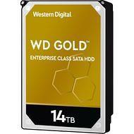 """WD WD141KRYZ Gold 14 TB 3.5"""" 512 MB SATA 7200 RPM Hard Drive"""