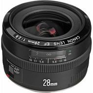 Canon 2505A002 28mm f/2.8 Wide Angle Auto Focus Lens