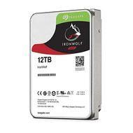 "Seagate ST12000VN0008 IronWolf 12 TB 3.5"" 256 MB SATA 7200 RPM Hard Drive"