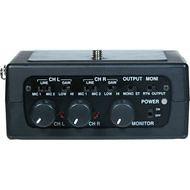 Azden FMX-DSLR 2-Channel Audio Mixer/Adapter for DSLR Cameras