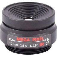 AIDA CS-12.0F CS Mount 12 mm Fixed Focal Mega-Pixel Lens