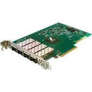 Solarflare SFN7124F Flareon Ultra Quad-Port 10GbE PCIe 3.0 Server I/O Adapter