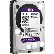 WD WD4NPURX 4TB PURPLE NV SATA INTELLIPOWER