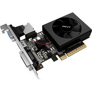 PNY VCGGT7102XPB GeForce GT 710 Graphic Card - 2 GB DDR3 - PCI-E 2.0 - LP