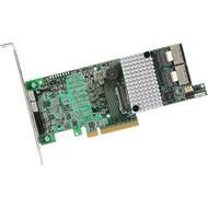 Broadcom L5-25413-02 8 Internal Port 6 Gb/s SAS Controller - LSI00330, SAS 9271-8I SGL, L5-25413-18